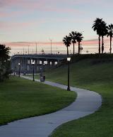 whatley-waterway-light-poles-sunset