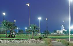 night-golfcourse