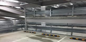 Ingal Civil Products Car Park Safety Barriers