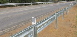 MASH Ezy-guard-guardrail in Victoria