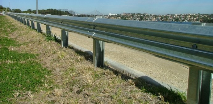 Ingal Civil Flexbeam W-Beam Guardrail