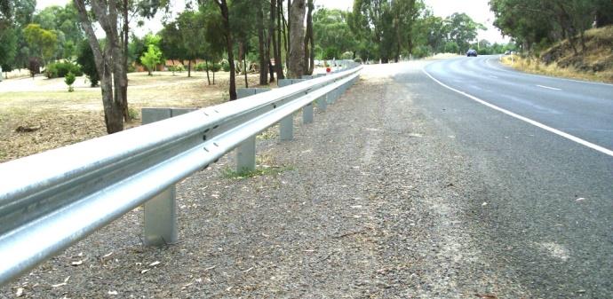 Ingal Civil Flexbeam W-Beam Guardrail