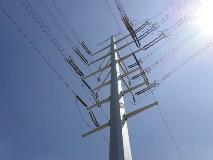 Transmission-Pole-400KV-Valmont-India