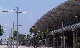 Valmont-India-Light-Pole-Customer-Chennai-Airport