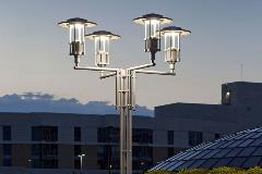 Area Lighting Poles (10)