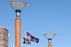 Custom Baseball Bat Pole - Omaha, Nebraska