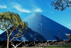 Calwest Galvanizing Walter Pyramid
