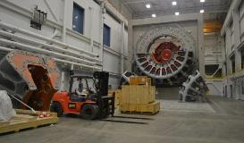 Columbia Galvanizing Load Application Unit