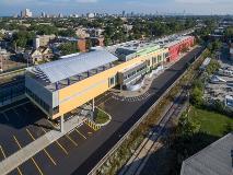 Empire Galvanizing Rogers Montessori Aerial