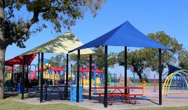 Oklahoma Galvanizing Sports Park