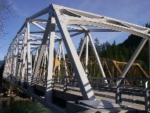 Pacific States Galvanizing Sauk River Bridge