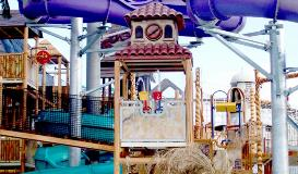 Pacific States Galvanizing Six Flags Hurricane Harbor