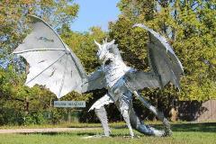 Pure Metal Galvanizing Brantford Dragon
