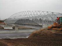 Pure Metal Galvanizing Morningside Pedestrian Bridge