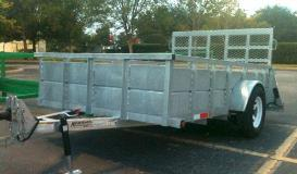 Tampa Galvanizing Anderson Manufacturing Trailers