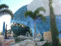 Tampa Galvanizing Salvador Dali Museum