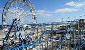 Tampa Galvanizing Sandblaster Rollercoaster