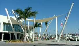 Tampa Galvanizing Sarasota Yacht Club Canopy