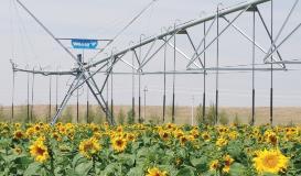 Valley Galvanizing Valmont Irrigation Machines
