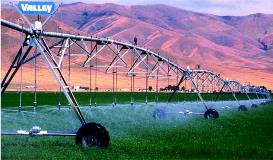 Galvanized Valley Irrigation Machine 4