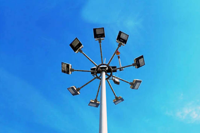 high-mast-lighting