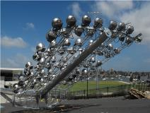 Drummoyne Oval - Sports Lighting - Floodlighting Poles