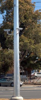Footscray to Deer Park - Special Application Poles - CCTV