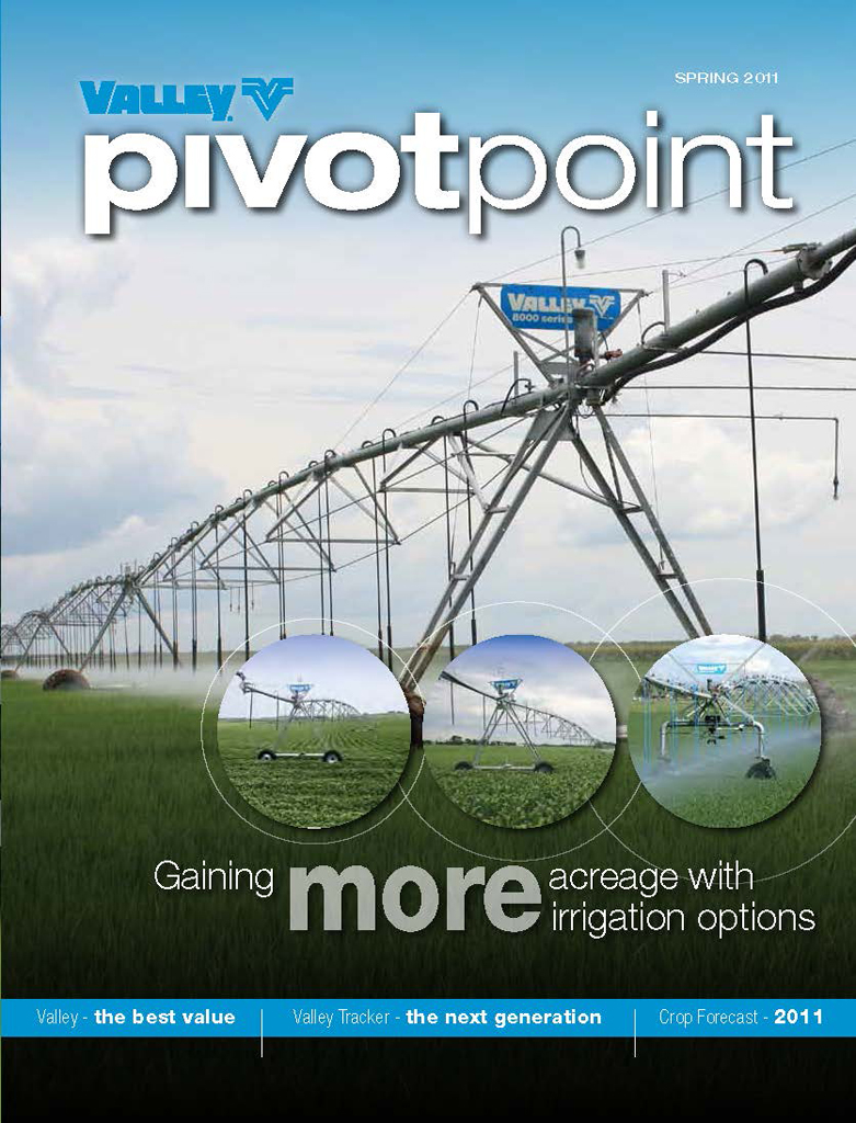 Valley PivotPoint Newsletter Spring 2011