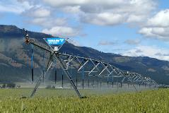 Valley 5000 series center pivot