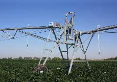 Valley DropSpan for Center Pivots and Linears