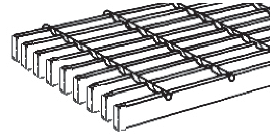 cut to size grating panels