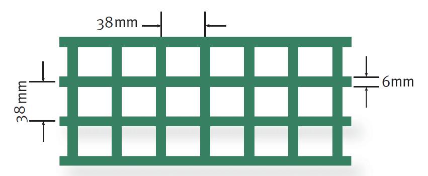standard_FRP_mesh