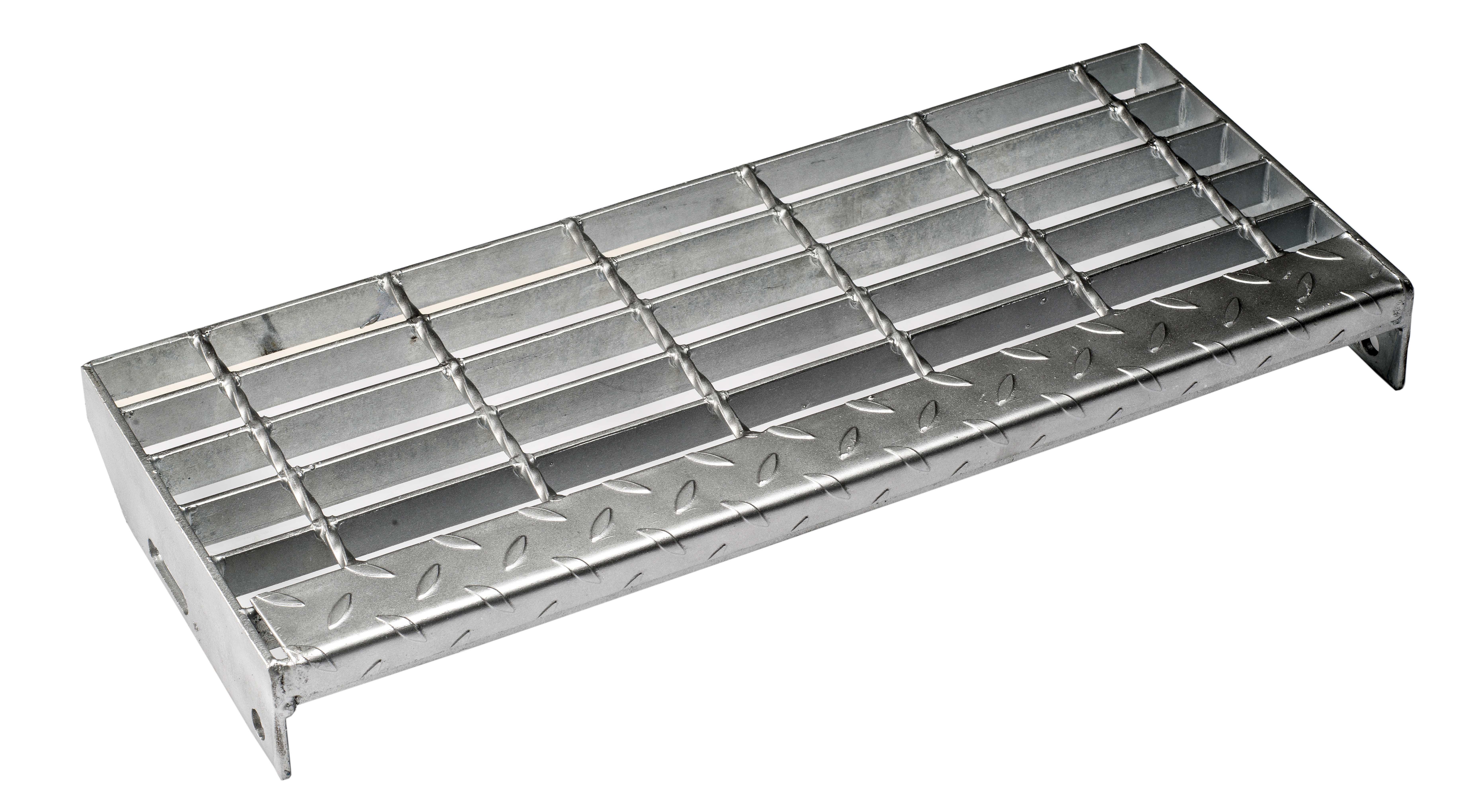 Steel T4 tread