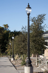 whatley-cf50-fluted-campus-poles