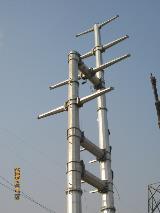 220kv cable pole