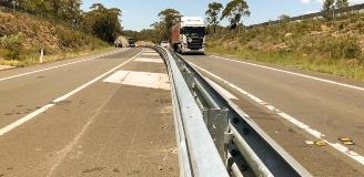 mash tl4 median barrier