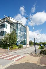 Project Lead: Thorn   Installation: Derby University   Product: Valmont Sillem Poles-g10