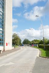 Project Lead: Thorn   Installation: Derby University   Product: Valmont Sillem Poles-g12