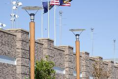 Area Lighting Poles (9)