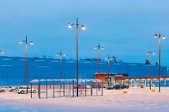Custom Pallas Pole - Lahti, Finland