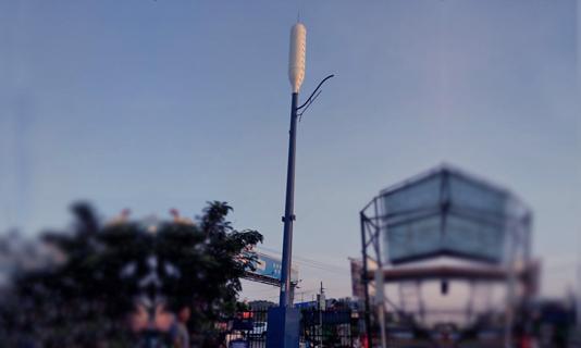 smart poles