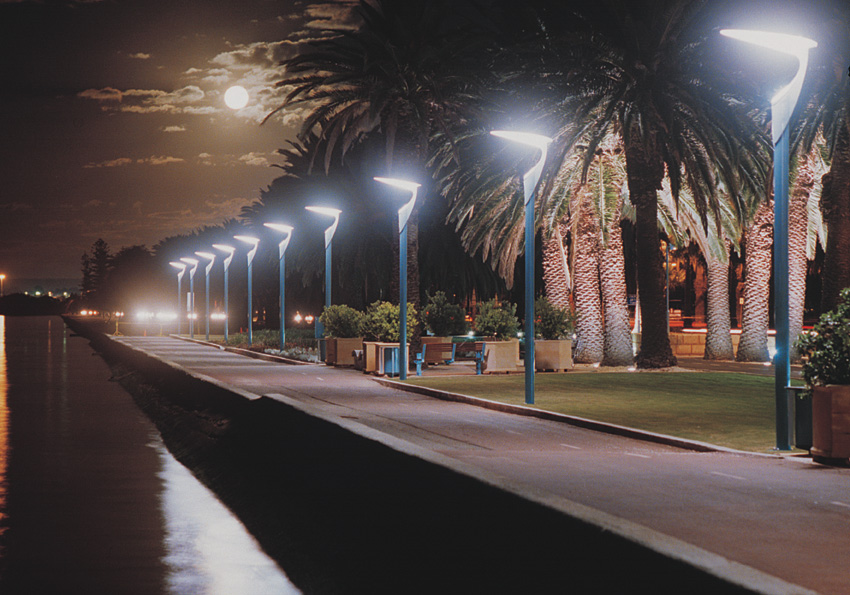 Decorative Poles and Outreaches
