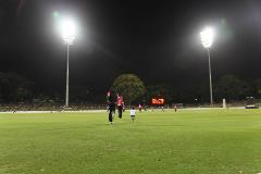 Drummoyne Oval - Sports Lighting - Floodlighting - Image Courtesy Sydney Sixers