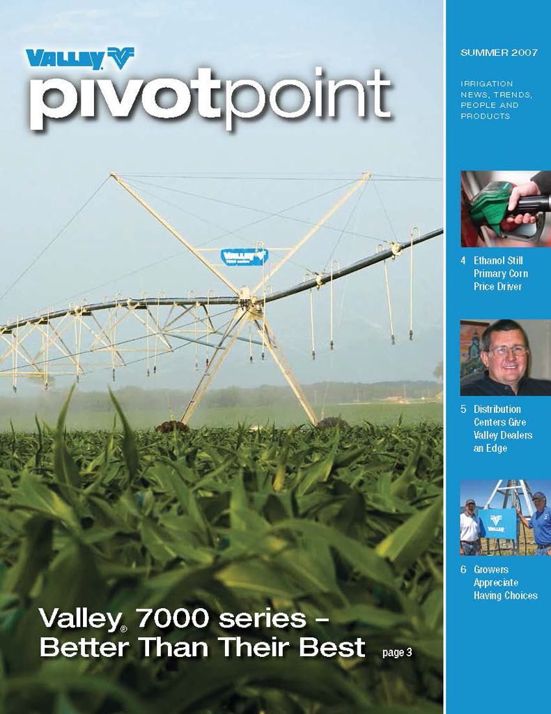 Valley PivotPoint Newsletter Summer 2007