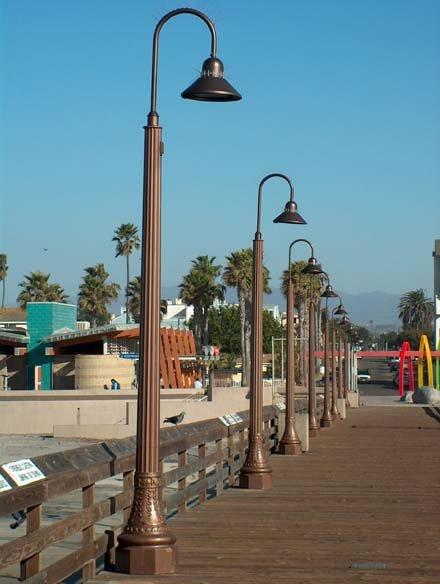 Cmt Legacy Light Pole Decorative