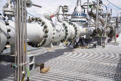 Aluminium Grating_QCLNG Plant (AUS)