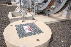Drain Grate _LNG Plant (AUS)