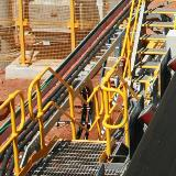 FMG Conveyor walkway_Grating_Handrail