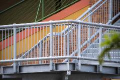 Jumbo Handrail & Balustrade_RNA Showgrounds_AUS