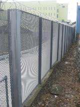 Mt Eden Prison Expanded Security Fence